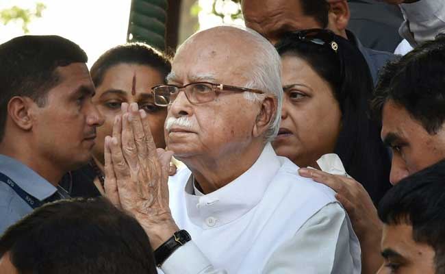 'No Exemption'. LK Advani Told To Appear In Court On May 30 In Babri Case