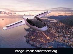 Germany's Lilium Says Successfully Tests 'Flying Taxi' Prototype