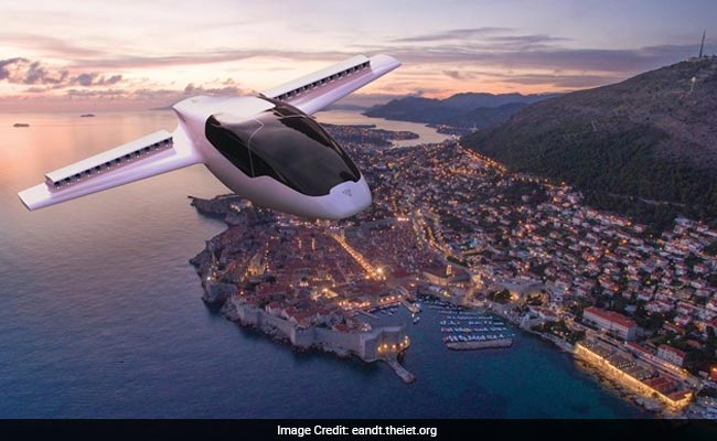 US-Based Firm May Bring Flying Taxis To India Soon