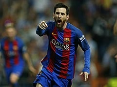 Barcelona Extend Lionel Messi's Contract Until 2021