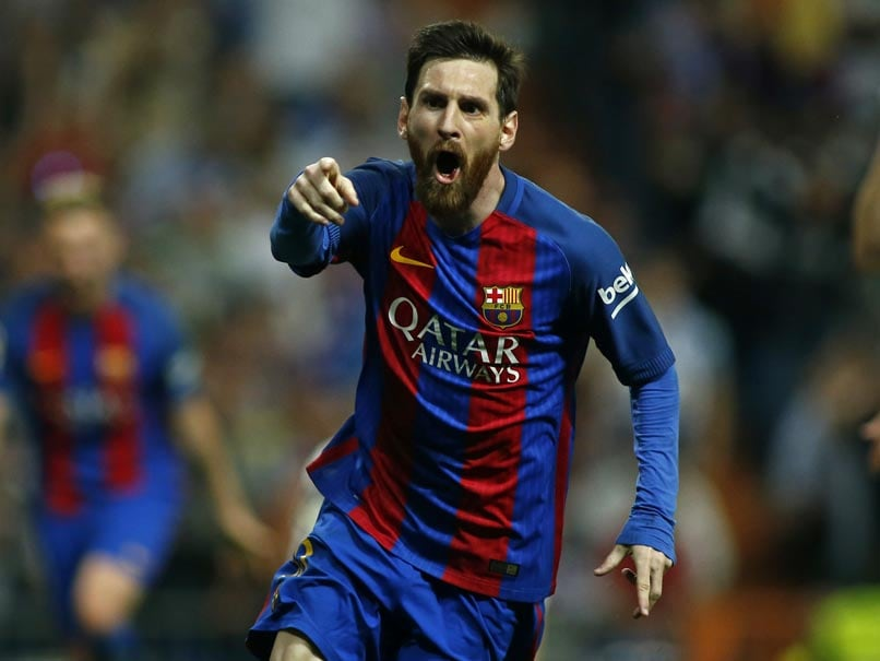Lionel Messi Wins El Clasico For Barcelona With Last-Minute Winner