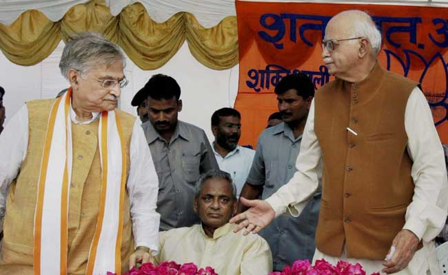 In Babri Masjid Case, Framing Of Charges Against LK Advani, Other Leaders Today