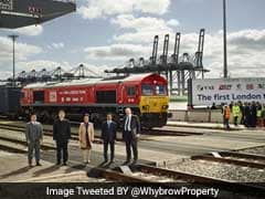 First Direct London-China Freight Train Completes 12,000 Kilometre Run