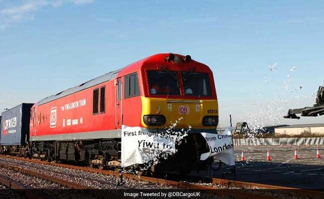 london china train