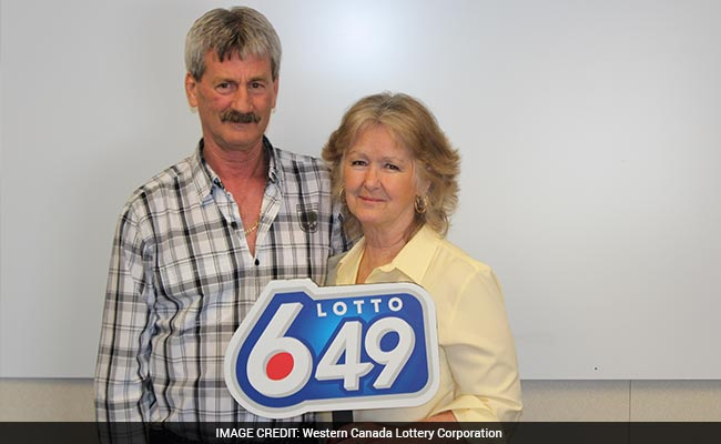 In Third Lottery Win, It's A $8.1 Million Jackpot For Canadian Couple