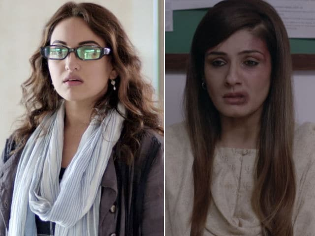 Today's Big Release: Sonakshi Sinha's Noor And Raveena Tandon's Maatr
