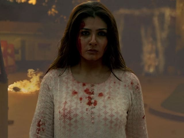 Maatr Controversy: Raveena Tandon Says Censor Board Should Revise Rules