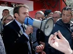 French Presidential Foes Take Spin Battle To Tumble-Drier Factory