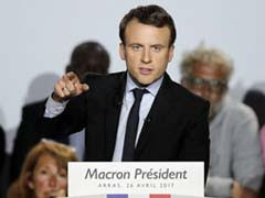 Emmanuel Macron Campaign For French Presidency Off To Slower Start Than Marine Le Pen - Poll