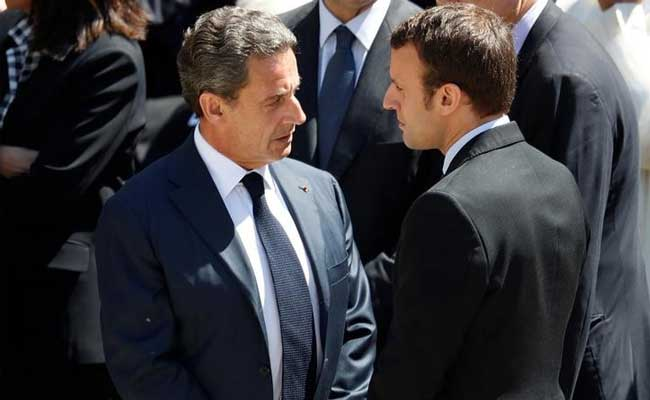 French Elections: Nicolas Sarkozy Camp Searches Possibility For Power Shairing With  Emmanuel Macron