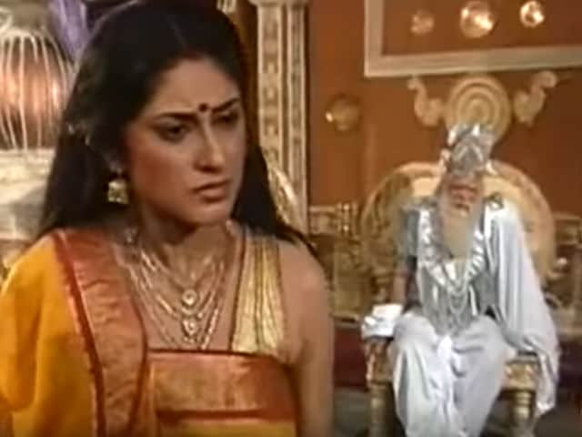 Mahabharat (TV Series 1988–1990)  IMAGES, GIF, ANIMATED GIF, WALLPAPER, STICKER FOR WHATSAPP & FACEBOOK