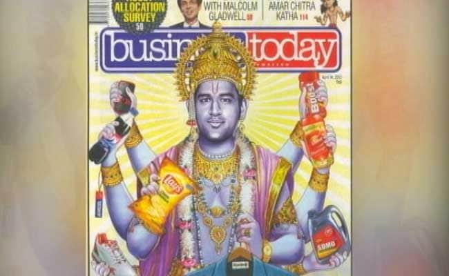 mahendra singh dhoni vishnu avtaar
