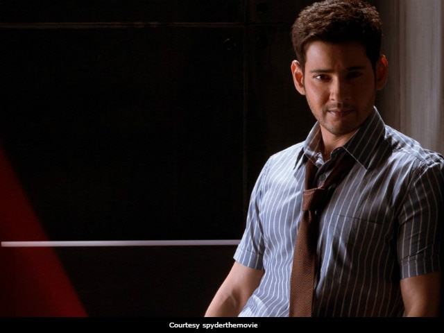 Mahesh Babu, AR Murugadoss film called SPYder, first posters goes viral