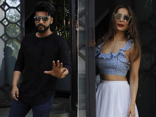 Malaika Arora And 'Good Friend' Arjun Kapoor Spotted At This Brunch Party