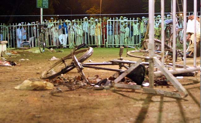 Mumbai Court Refuses In-Camera Trial In Malegaon Blast Case