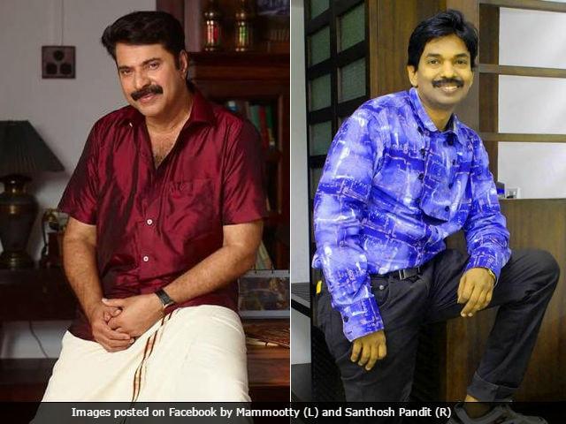 Trending: Mammootty's Next Film Also Stars Santhosh Pandit
