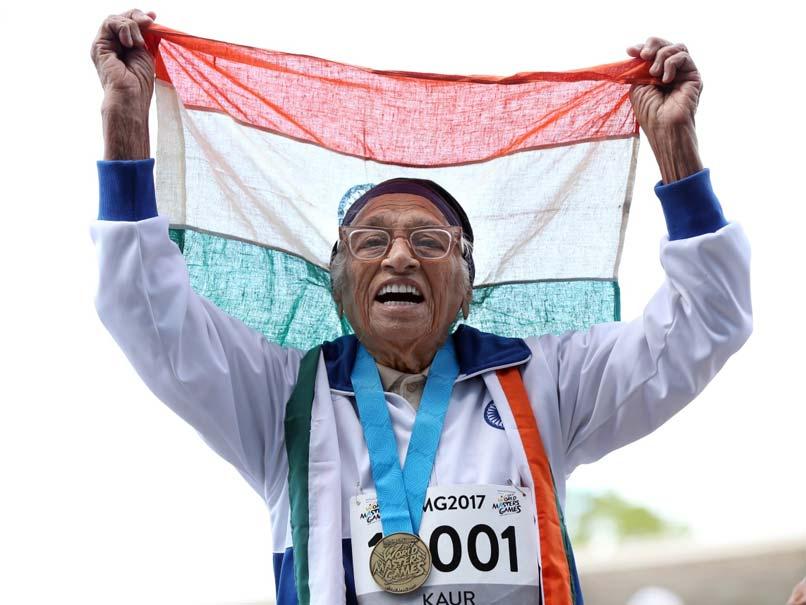 At 101, Man Kaur Wins 100-Metre Sprint Gold At World Masters Games