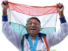 Indian Runner Man Kaur, 101, Refused Chinese Visa For Athletics Championship