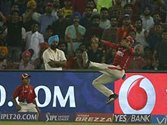 IPL 2017: Kings XI Punjab's Manan Vohra Shows Off Tremendous Fielding Skills Vs Sunrisers Hyderabad