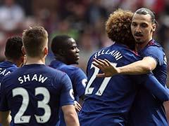 Zlatan Ibrahimovic Stars For Manchester United, Romelu Lukaku Fires