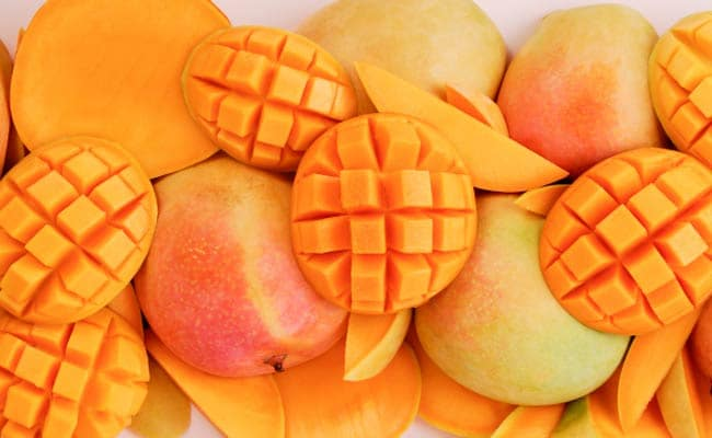 Heath Benefits Of Mangos