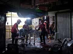 Philippines Blast Injures 14 As ASEAN Leaders Gather