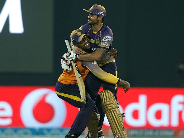 IPL 2017: Manish Pandey, Yusuf Pathan Guide Kolkata Knight Riders To Thrilling 4-Wicket Win Over Delhi Daredevils