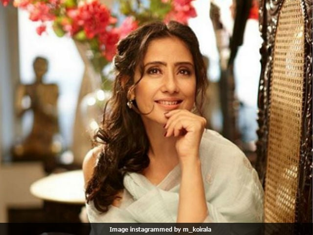 Manisha Koirala Will 'Revisit' Her Own Battle With Cancer While Playing Nargis Dutt
