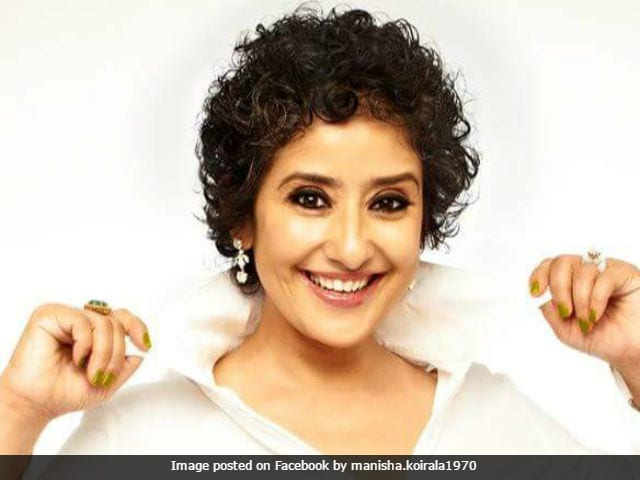 Manisha Koirala Says She Looked Like An 'Alien' After Her Cancer Treatment