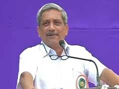 Will Seek Amendment To Green Court's Construction Order, Says Manohar Parrikar