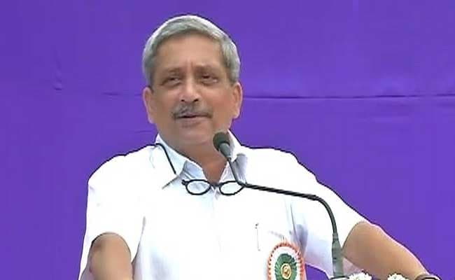 Manohar Parrikar On Why He Doesn't Ride A Scooter Anymore