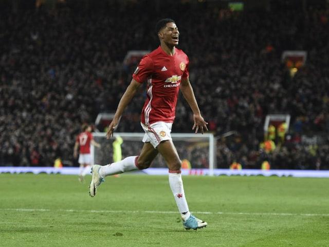 Marcus Rashford Fires Manchester United Into Europa League Semis