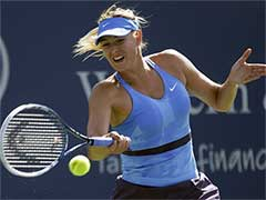 Maria Sharapova Enters Stuttgart Semis On Doping Return