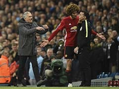 Marouane Fellaini Sent Off as Manchester Derby Ends in Goalless Draw