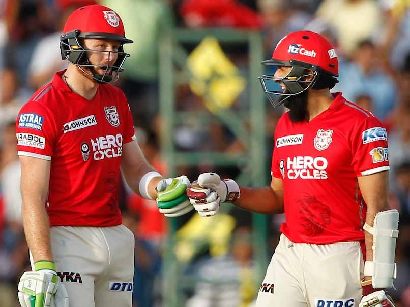 IPL 2017: All-Round Kings XI Punjab thrash Delhi Daredevils by 10 wickets
