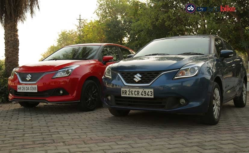 Maruti Suzuki Baleno RS Review