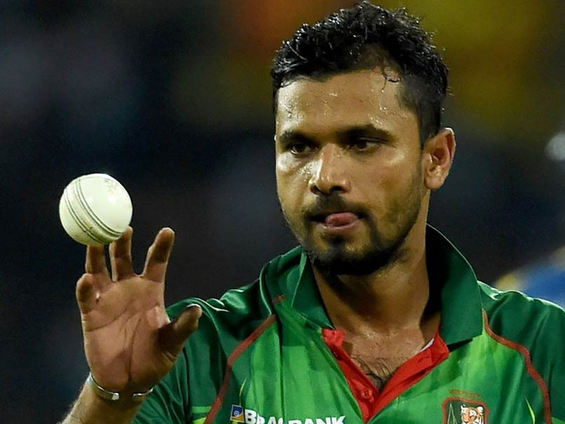 Champions Trophy: India Are Under More Pressure Than Us, Feels Mashrafe Mortaza