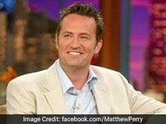 The Internet Loves Matthew Perry's Response To Justin Trudeau's Challenge