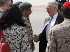 US Defense Secretary Jim Mattis In Riyadh To Boost US-Saudi Alliance