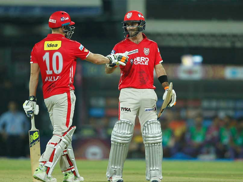 IPL 2017: Glenn Maxwell Leads Kings XI Punjab To Resounding Win Over Rising Pune Supergiant