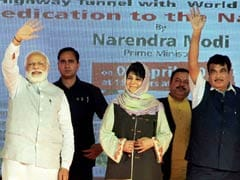Prime Minister Narendra Modi Supported My Government During 'Difficult Time': Mehbooba Mufti
