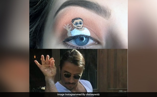 Meme-Based Makeup Looks Are Taking Over The Internet