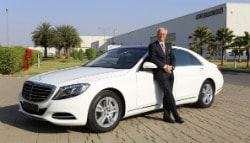 Mercedes-Benz Wants Taxes On Luxury Cars To Be Reduced In India