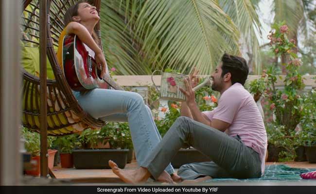 'मेरी प्यारी बिंदू' का गाना 'हारेया' हुआ रिलीज, अरिजीत सिंह की मखमली आवाज का जादू