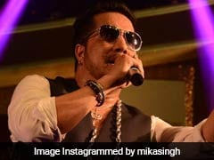 Mika Singh's Performance At Karachi Wedding Sparks Outrage