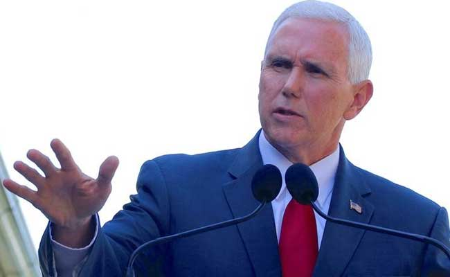 US Vice President Mike Pence Applauds Contribution Of Sikhs