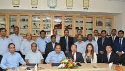 Minda And TTE Announce JV To Produce Driving Assistance Systems In India