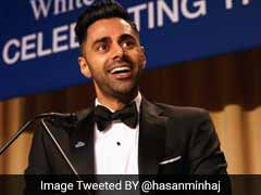 Hasan Minhaj, The Indian-American Who Roasted Trump In Front Of Reporters