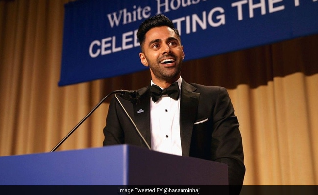 Meet Hasan Minhaj, The Muslim Comedian Who Roasted Trump In Front Of Reporters