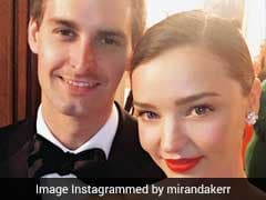 After Snapchat CEO, People Are Now Trolling His Fiancee Miranda Kerr